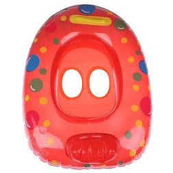 1pc baby swimming ring inflatable neck float
