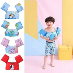 2-6 Year Baby Kids Life Jacket Safety Float Vest For Puddle