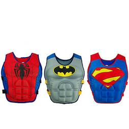 3-8 Years Baby Kids Float SuperHero Swimming Aid Life Jacket