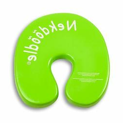 Nekdoodle 3511 Swimming Pool Float, Lime Green