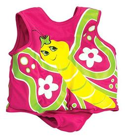 Poolmaster 50554 Learn-to-Swim Butterfly Swim Vest - 1-3 Yea