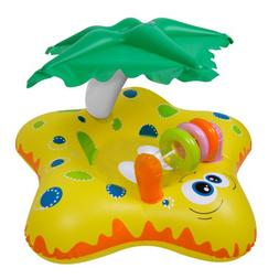 Poolmaster 81553 Learn-to-Swim Starfish Baby Float Rider wit