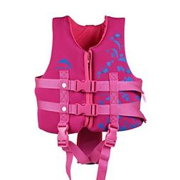 Gogokids Kids Swim Vest Folat Jacket - Boys Girls Floation S