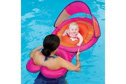 SwimWays Baby Spring Float Mommy and Me with Canopy