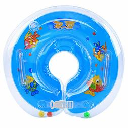 1-18 Months Baby Adjustable Swimming Float Inflatables Ring