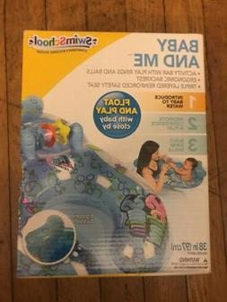 Baby and Me Float and Play  SwimSchool Brand New in Box