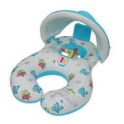 FullCurn Baby and Mother Float Swimming Pool Toddler Floatie