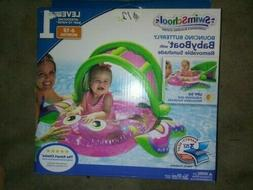 baby boat float bouncing butterfly new in