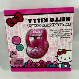 Hello Kitty Baby Boat with Canopy BH Brands Baby Inflatable