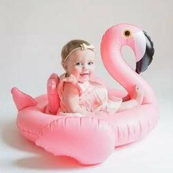 Baby Flamingo Inflatable Pool Float - Inflatable Baby Infant