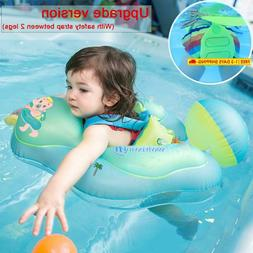 Hantajanss Baby Float Inflatable Swimming Ring Pool Raft Ado