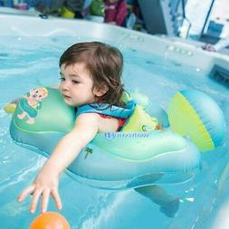 Baby Float Inflatable Swimming Ring Pool Raft Adorable Toddl