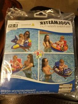 BABY FLOAT Lil POLICEMAN Child's FUN SEAT POOLMASTER #81540