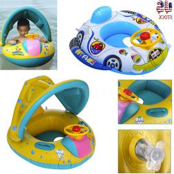 Baby Float Swimming Ring Floats Inflatable Infant Safety Flo