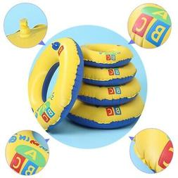 Baby Float Swimming Ring Kids Inflatable Swim Trainer Safety