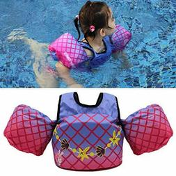 Baby Floats for Pool Kids Life Jacket for Toddler Swim Vest