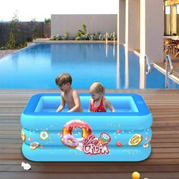 Baby Infant Swimming Water Pool Bath Shower Neck Floating In