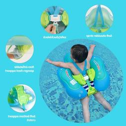 Baby Infant Waist Float Swim  Ring Non-inflatable Float Pool