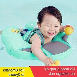 Baby Infant Waist Float Swim Ring Non-inflatable Floats Pool