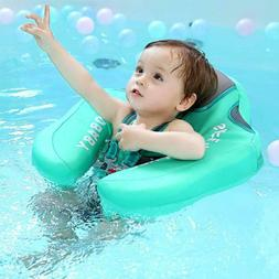 Baby Infant Waist Float Swim Ring Non-inflatable Floats Toys