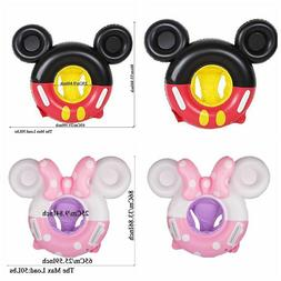 Baby inflatable Mickey Mouse float Toddler Swimming toys Kid