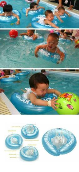Baby Inflatable Swimming Ring Pool Toy Children Waist Float