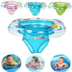 Baby Kids Swim Ring Inflatable Toddler Float Trainer Safety