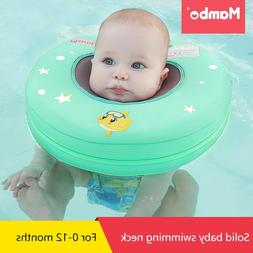 Baby Neck Safety Swimming Ring Float Pool Spa Swimtrainer 3-