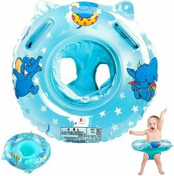 Baby Pool Inflatable Swimming Ring Seat Beach Swim Float Kid