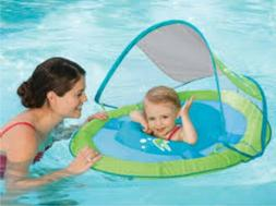 Baby Pool Spring Float Activity Center Swim Ways Raft w Sun