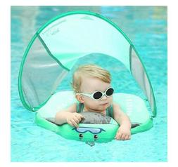 Baby Safety Solid Float with Stabilizer & UPF 50+ UV Sun Pro
