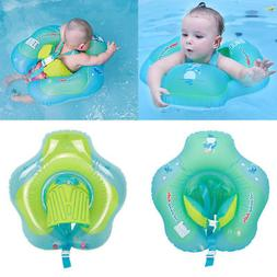 Baby Solid Swimming Ring Float Swim Trainer Safety Aid Pool