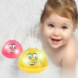 Baby Spray Water Bath Toy Swimming Pool Automatic Sprinkler