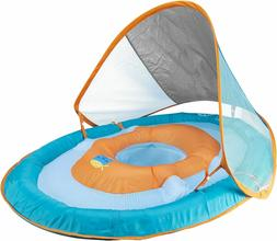 Swimways Baby Spring Float Adjustable Sun Canopy - For 9-24