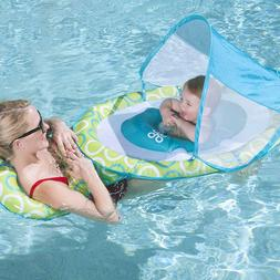 SwimWays Baby Spring Float Mommy and Me SWIM STEP 1 with Can