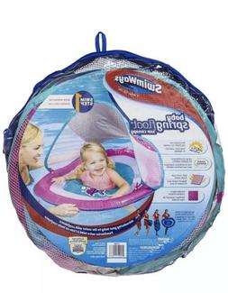 Swimways Baby Spring Float New Pink Blue Green Summer Pool F