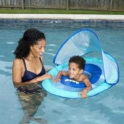 SwimWays Baby Spring Float Sun Canopy Brand New