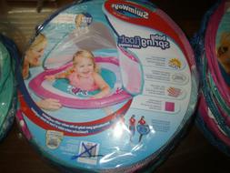 "Swimways Baby Spring Float Sun Canopy ""Swim Step One"" 9 - 24"