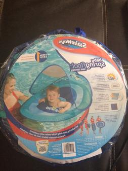 SwimWays Baby Spring Float Sun Canopy Swim Step 1 - Brand Ne