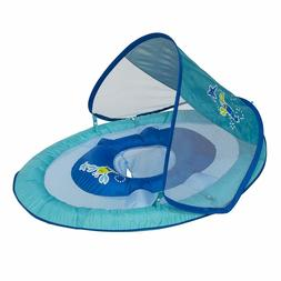Swimways Baby Spring Float Sun Canopy Random Animal