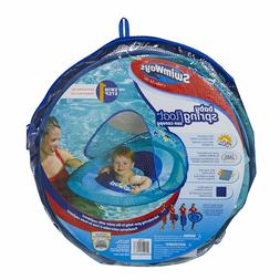Swimways Baby Spring Pool Float Sun Canopy - Kids Safe Summe