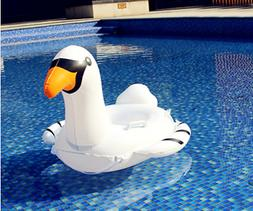 Baby Swan Kid Float Pool Toy with Handles