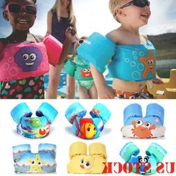 Baby Swim Toddler Float Swimming Ring Pool Infant Kid Life J