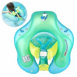 Nicewell Baby Swimming Float Ring - Crotch Strap Safe Undera