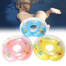 Baby Swimming Neck Ring Float Kid Inflatable Swim Tube Train