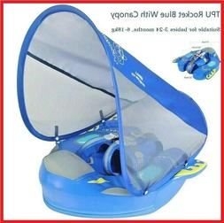 Baby Swimming Ring Float Non-Inflatable Waist Infant Swim Po