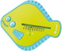 bath thermometer flat fish easy classic screen