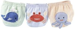 ''Beach Bums'' Bloomers Size: 6-12m