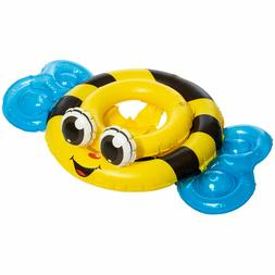 Bumble Bee baby pool float 34in x 22in