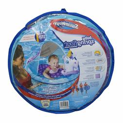 Swimways Character Pool Canopy Baby Spring Float - Animal Fr